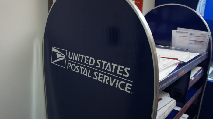 9. People went to the post office a lot more.