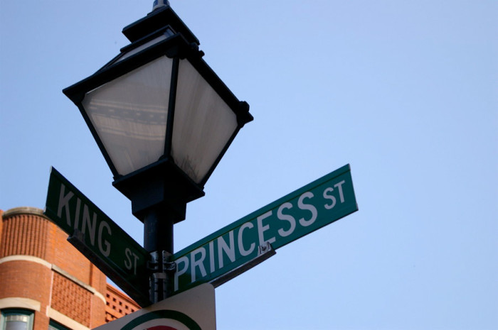 9. And then I found this not far away: King & Princess in Charleston, SC.