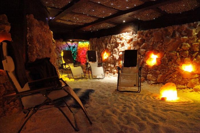 7. Asheville Salt Cave