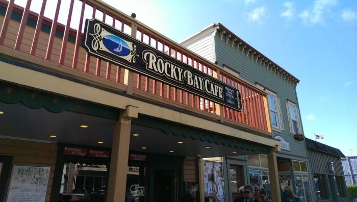 12. Rocky Bay Cafe, Friday Harbor