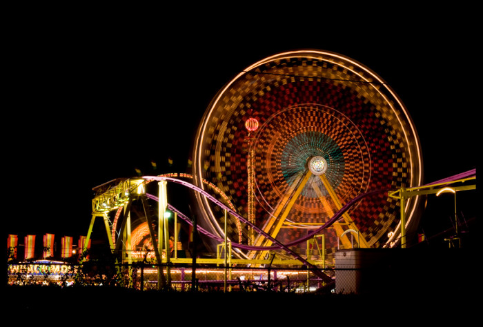 13. Attend the South Carolina State Fair in Columbia.