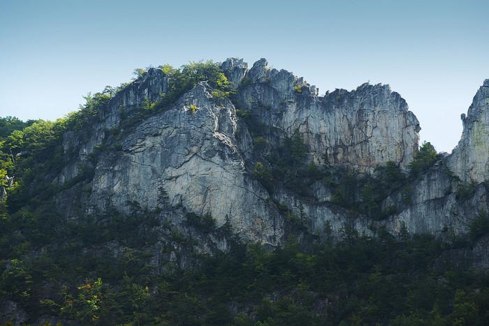 2. Seneca Rocks