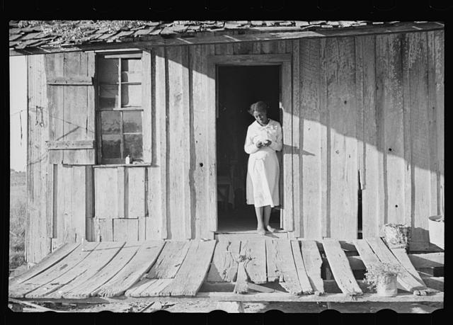19. Sharecropper's Daughter