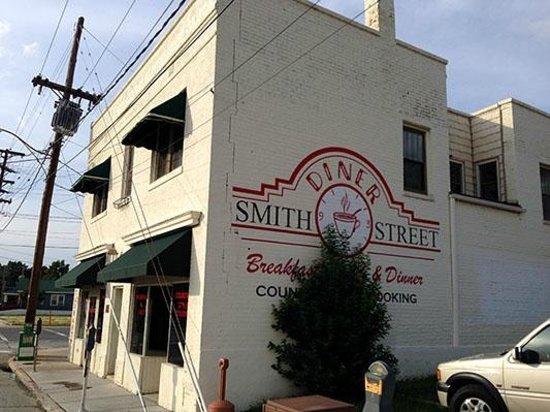 3. Smith Street Diner, Greensboro