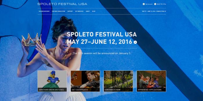 5. Spoleto Festival USA - Charleston, SC