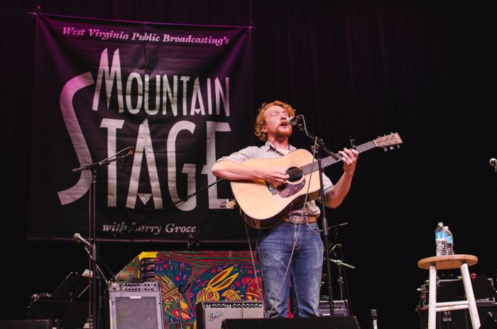 2. Take in a live Mountain Stage recording.