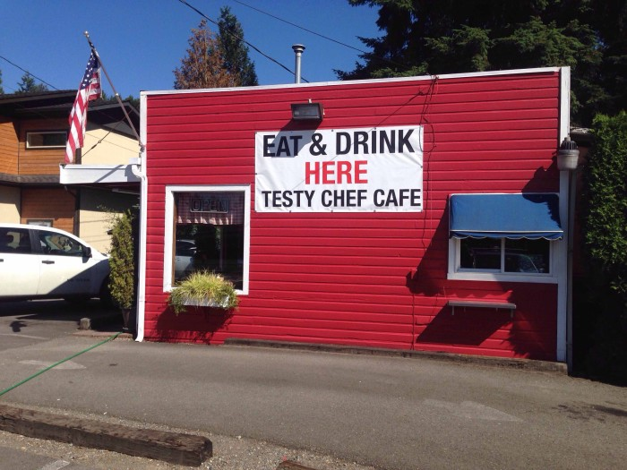 4. Testy Chef Cafe, Maple Valley