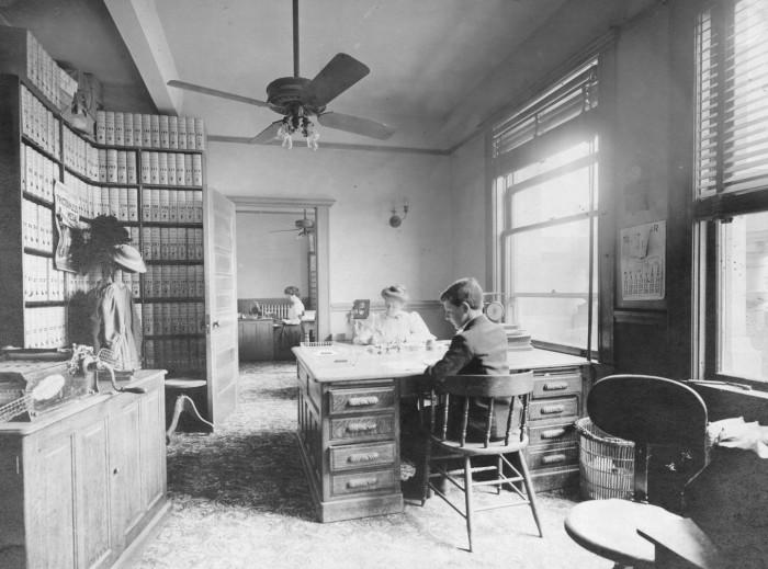 2. Texarkana Business Office