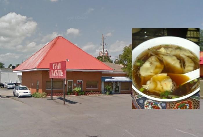 11. Thai Taste Restaurant