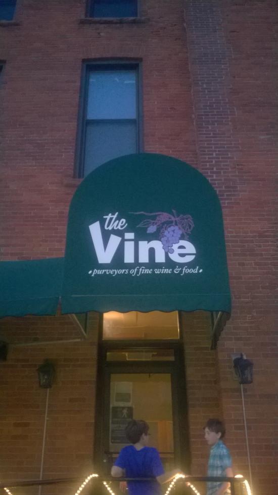 1. The Vine (214 S Main St, Elkhart)