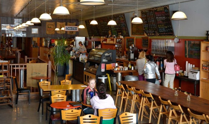 Here are 12 coffee shops in west virginia you 39 ve gotta try for Dining room inwood wv