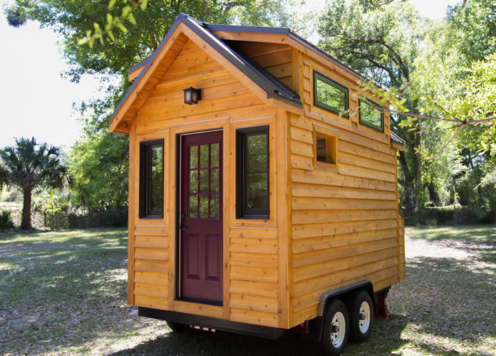 Fantastic 6 Awesome Tiny Homes In Florida Largest Home Design Picture Inspirations Pitcheantrous
