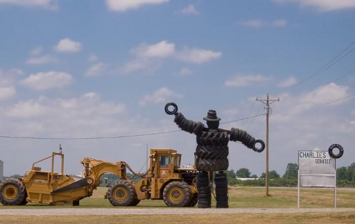 1. Tire Man