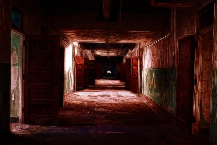 10. The Trans-Allegheny Lunatic Asylum