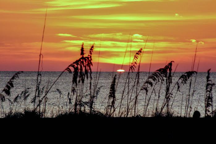 17. Terry Mann sent us this gorgeous shot of Boca Grande Beach.