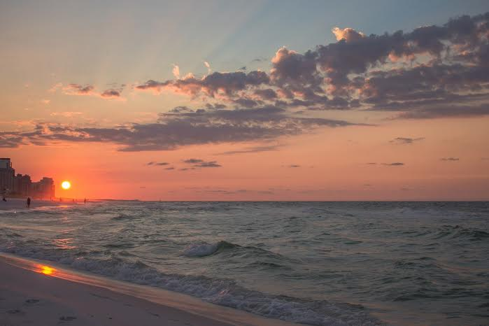 25. Thank you, Sara E. Adkins, for this postcard-worthy photo of Destin