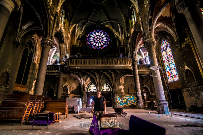 Abandoned Church spellbinding photos of an abandoned church in pennsylvania
