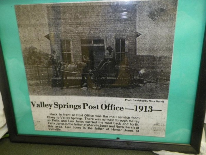 11. Valley Springs Post Office