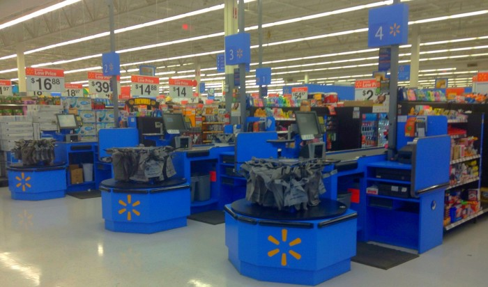 3. It can't be said enough; we gave the world Walmart.