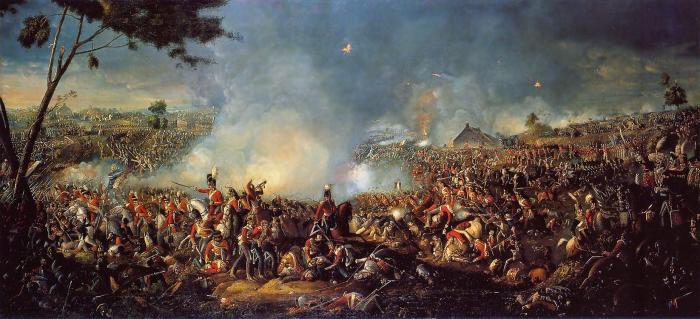 16. Waterloo