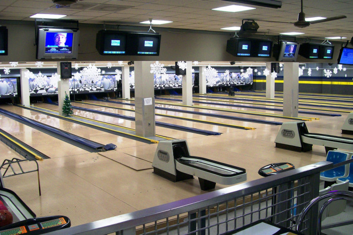 7. We went bowling.