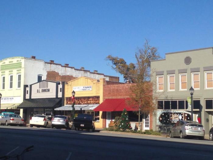 25 Of South Carolina S Best Main Streets
