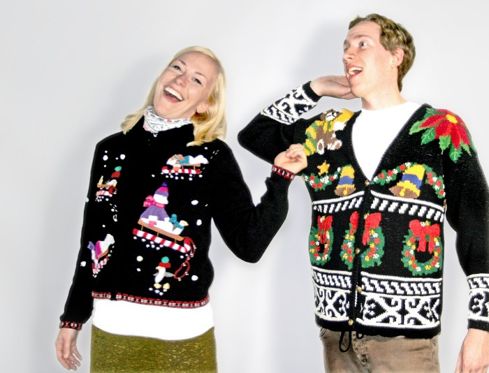 5. Yesssss! This is the only time of year that I can get away with this sweater.