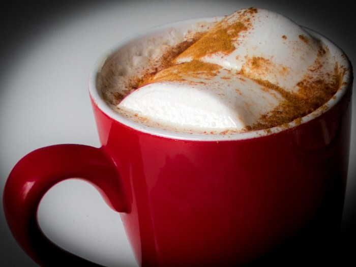 6. Hot chocolate will not need any justification.