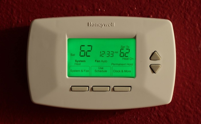 7. Ugghhh...I do not even want to think what my heating bill will be this month.