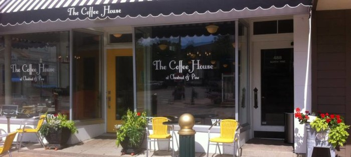 3. The Coffee House at Chestnut and Pine