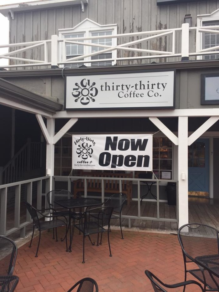 3. Thirty-Thirty Coffee Co.