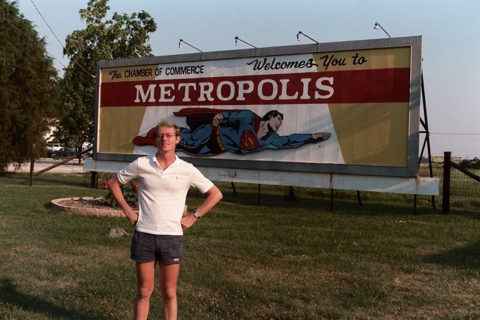 1. In 1972, DC Comics declared that Metropolis, Illinois was home to Superman.
