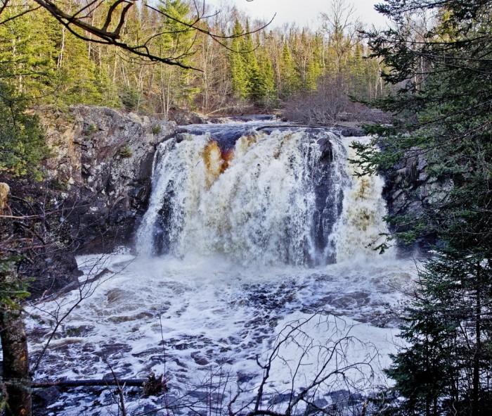 4. Little Manitou Falls