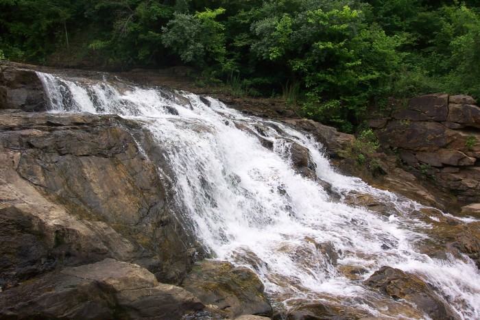 8. Kinkaid Lower Falls