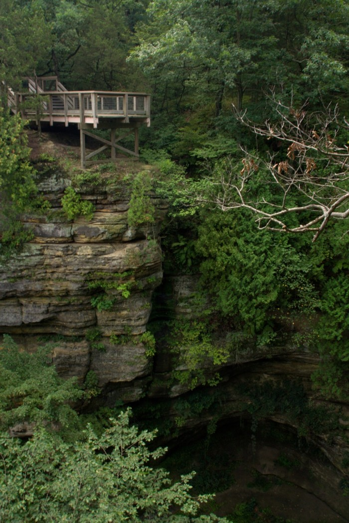 13. Wildcat Canyon, Starved Rock