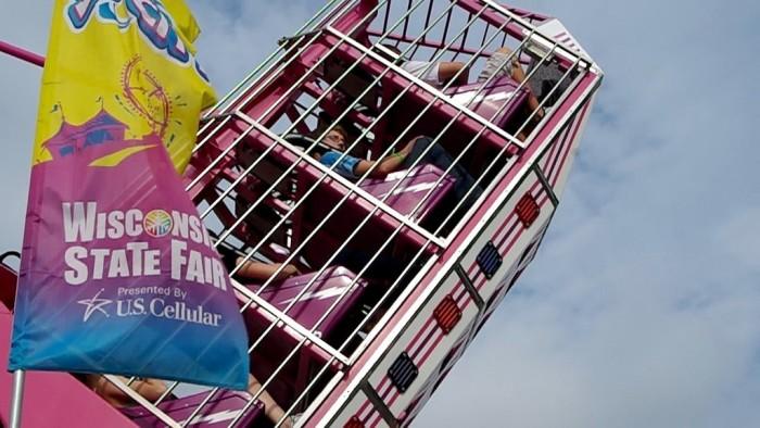 4. Wisconsin State Fair