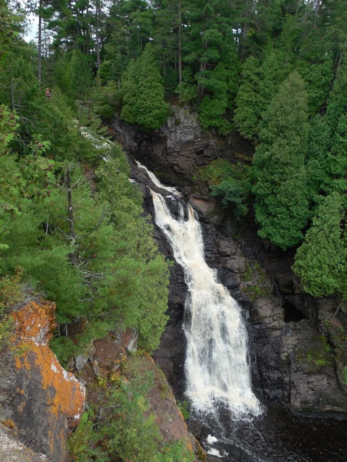 10. Big Manitou Falls