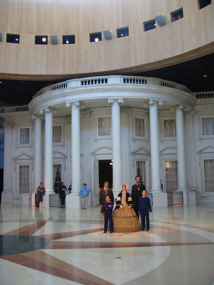 8. Abraham Lincoln Presidential Library and Museum