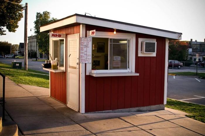 13. Wedl's Hamburger Stand