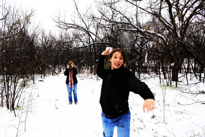 3. Snow Days