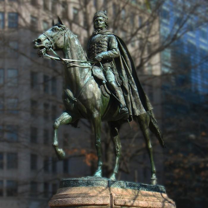 5. Casimir Pulaski Day