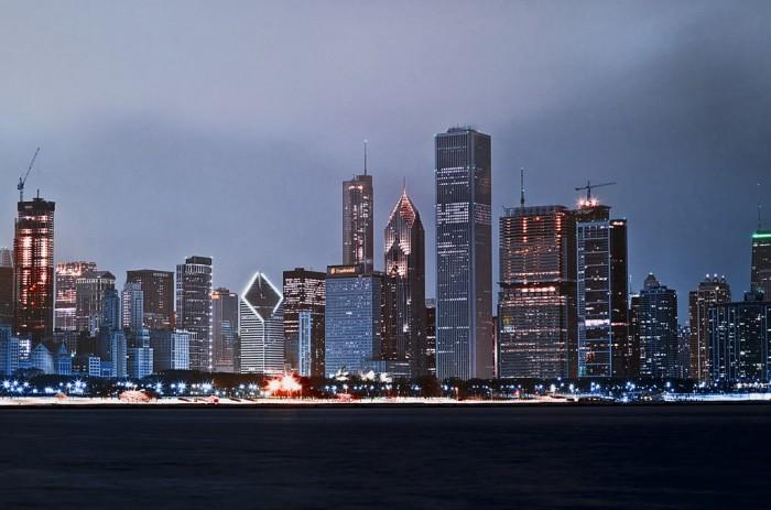 1. Chicago.
