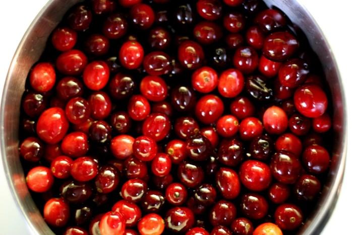 1. Cranberries