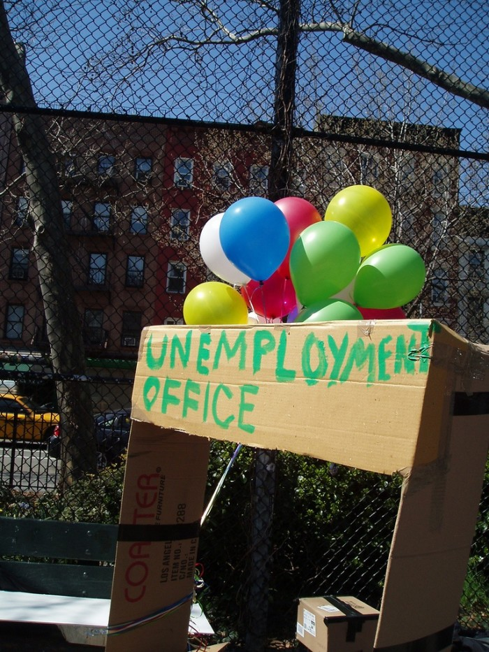 8. Lack of jobs