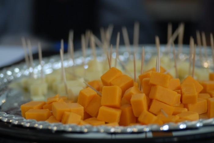 1. Cheese