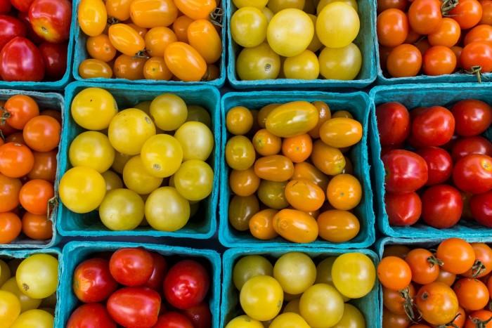 10. Awesome produce