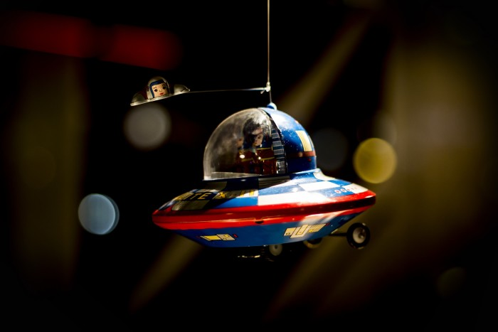 21. UFO Sightings
