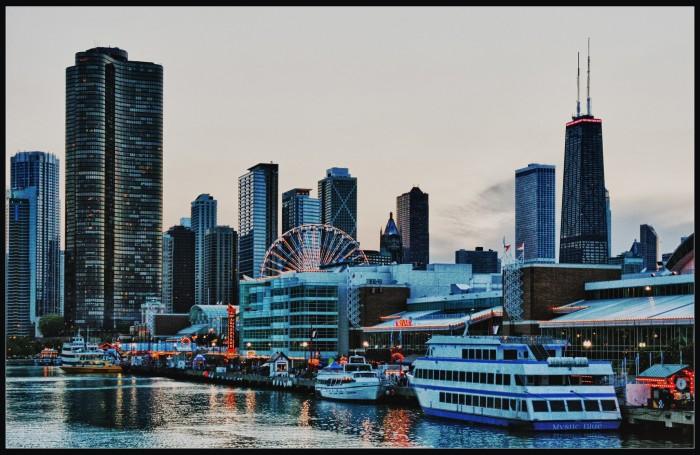 14. Navy Pier