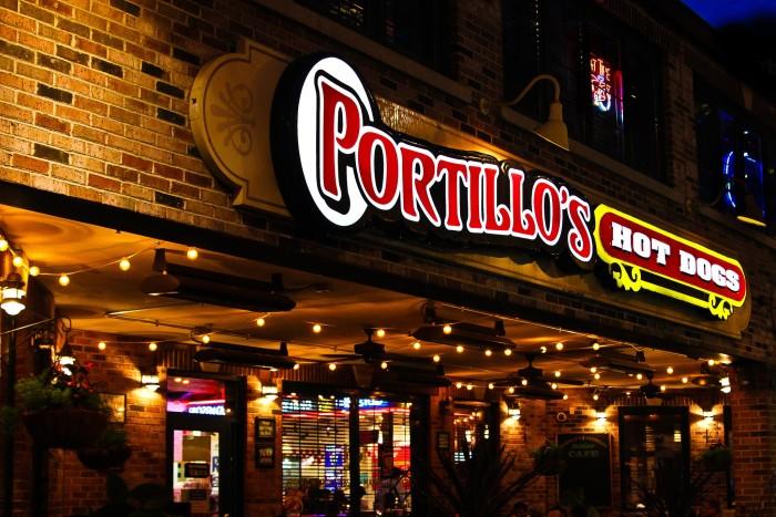 16. Portillo's