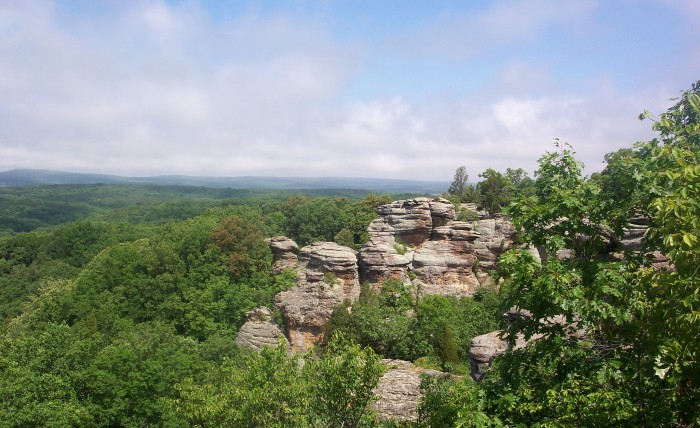18. Rock Formations